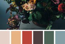 χρωματικοι συνδιασμοι