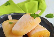 ricette ESTIVE dolci e salate