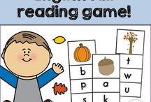 Kindergarten games / Resources and ideas for kindergarten classrooms!