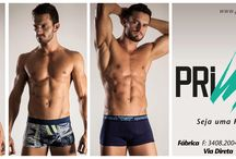 Primicia / Campanhas underwear