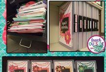 keeping daycare organized