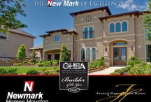 The New Mark of Excellence / by Newmark Homes Houston Newmark
