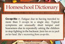 TT's Homeschool Dictionary