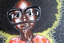 I love Black art! / by Margo Hodges