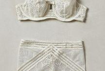 Lingerie / boudoir lingerie