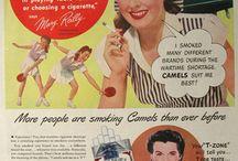 Vintage Advertising / by James Palmer