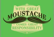 Moustache / by Stephanie M