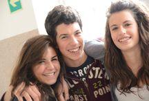 Momenti di scuola / I nostri studenti dai 19 anni fino ai 3 anni. Il loro sorriso e il loro grande cuore. Abbiamo catturato alcune immagini di vita quodidiana per raccontarvi attraverso le immagini, la nostra scuola. Istituto Maria Ausiliatrice Lecco @IMALecco