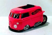 Hot Wheels custom Vw