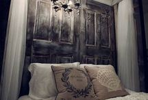 Bedrooms / by Fay Fullford