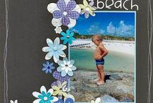Scrapbook Ideas  / by Kelsie Parks