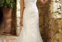 Dress Styles- Wedding  / To try on / by Veronica Sturm (Celeste)