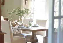 Formal dining / by Ginger Knutson