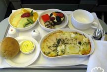 Airlines food