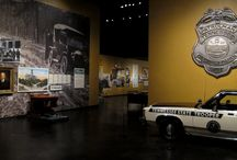 """Servants of Safety: 85 Years of the Tennessee Highway Patrol"" / This exhibition explored the history and the expansion of the organization throughout the past eight decades."