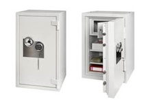 £100,000 Cash Rated Safes - Euro Grade 5 / These Safes have a 100k Cash rating and 1 Million valuables. Therefore classed as Euro Graded 5 Safes. These safes are available from www.littlesafe.co.uk