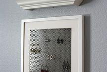 Storage ideas / by Jama Smith