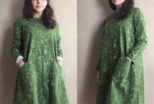 Grainline studio - Farrow, alder dress