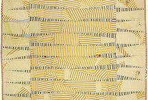 fiber arts, fabrics, embellishments, etc