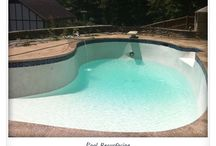 Pool Resurfacing Promotion / For complete pool resurfacing, tiles and coping stones replacement we always provide the best quality and prices. Now it gets even better with our amazing discounts!