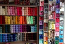 Yarn shop room box
