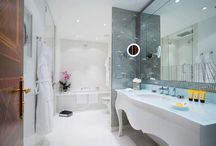 Hotel-Style Bathrooms / Inspiring you with hotel-style bathrooms