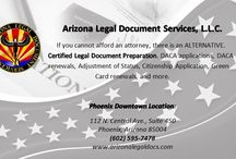 Immigration / If you cannot afford an attorney, there is an alternative. Certified Legal Document Preparation. DACA Applications, DACA Renewal, Adjustment of Status, Citizenship Application, Green Card Renewals and more.