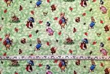 Fabrics / by Anita Hill