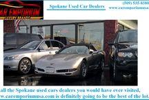 Spokane Used Car Dealers