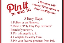 Poly Clay Play / by Bonnie Kreger