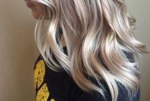 Haarkleuren 2017