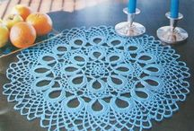 Old fashioned crochet