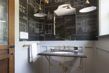 favorite bathrooms / by Kaci Hack