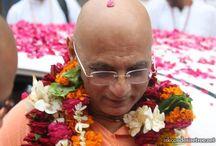 HH Bhakti Charu Swami Visited ISKCON Ujjain