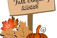 Fall Decor Ideas and DIY Tutorials / My favorite ideas for in and outdoor decorating, plus some great DIY's to share with you!