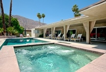 Palm Springs Mid-Century / Midcentury architecture and design featured in Palm Springs