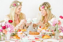Tea Party with @FashionableHostess / Tea Party with Fashionable Hostess, Amanda Gluck