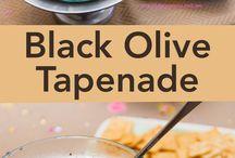 Tapenade and Dip