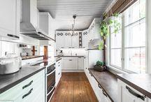 Kivikkolan keittiö