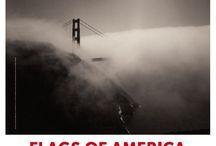 """Flags of America - i grandi autori americani degli anni '40/'70 in mostra / La mostra FLAGS OF AMERICA, è un tuffo emozionale negli anni '40/'70. Gli scatti di questi grandi autori americani ci restituiscono un'America in trasformazione, diventando """"bandiere"""" di un modo di esprimersi nella fotografia."""