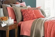Decorating with Coral / by Andrea Cammarata