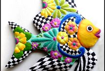 Beach crafts etc