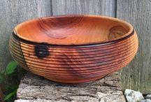 wood bowl turning