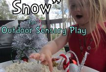 Outdoor Play Ideas / by Finlee and Me
