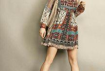 Bohemian-Chic Style... ❤