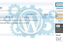 Wordpress / We are Wordpress development services you can rely on. Are you looking for wordpress outsourcing company India? Our wordpress developers are can help you with your CMS based business websites.