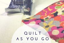 Maureen / Quilts stuff