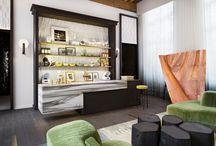 *AD interieurs 2013* / Elipson fait parti du décor de l'Agence Charles Zana, ©Jacques Pépion pour Ad Intérieurs 2013