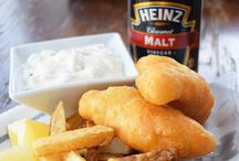 Beer Battered Fish and Chips | Mini Pie Kitchen / Fish & chips