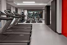 Le Méridien Etoile Services / Spa, fitness, concierge service...